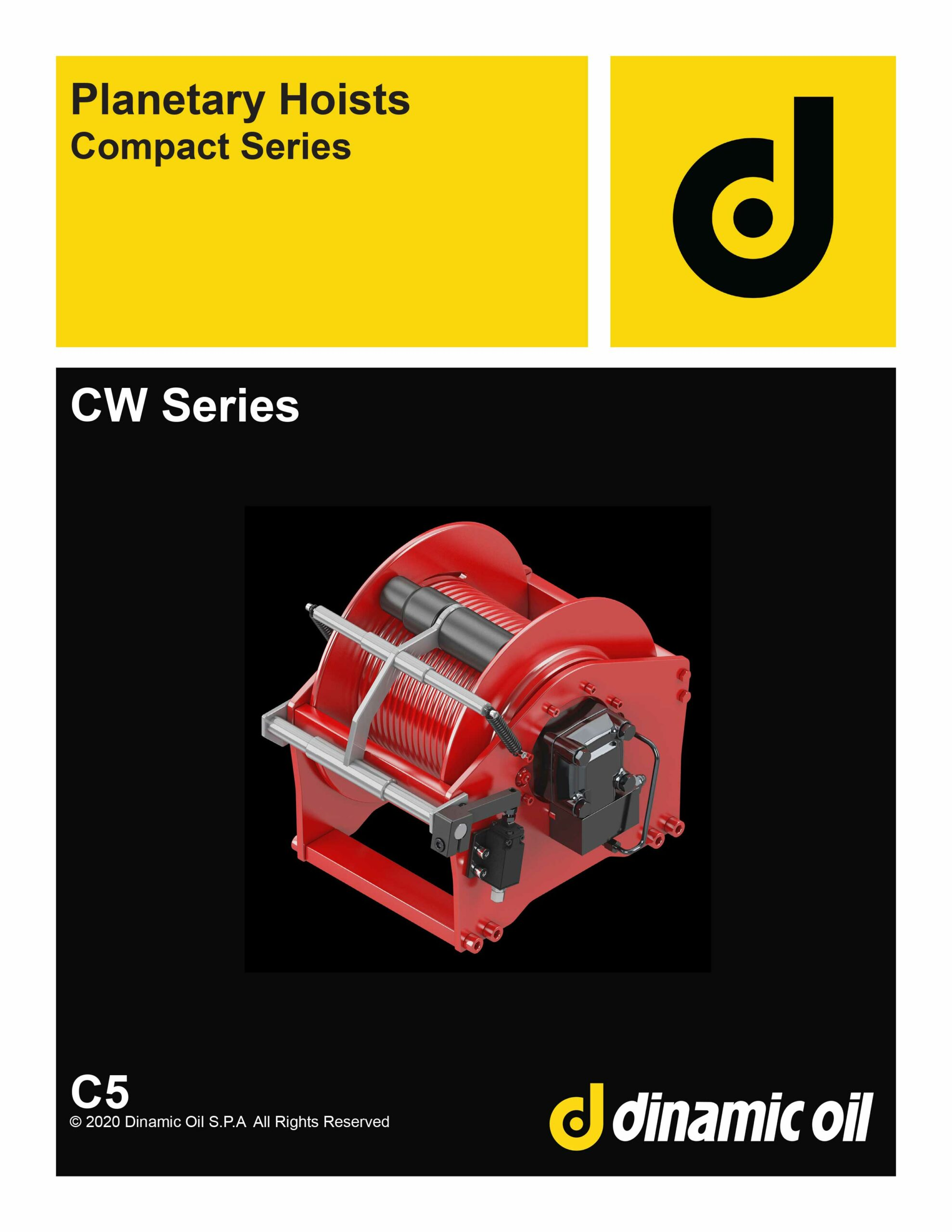 Dinamic Oil Hoist (CW Series) Catalog C5