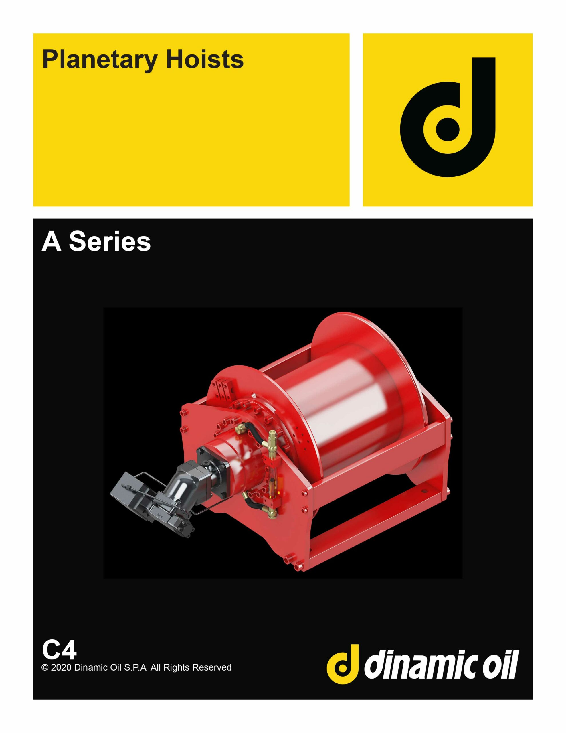 Dinamic Oil Hoist (A Series) US Catalog C4